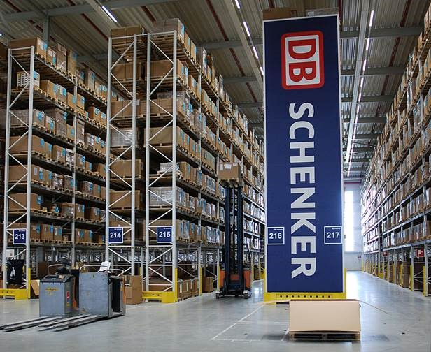 Proud of collaboration between TimeTell and Schenker Logistics