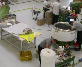 Flexibility with TimeTell- AES Airplane Equipment Services GmbH